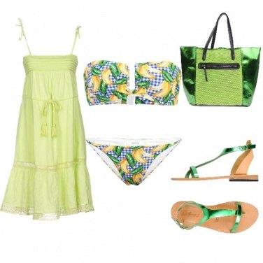 Outfit Banana beachwear