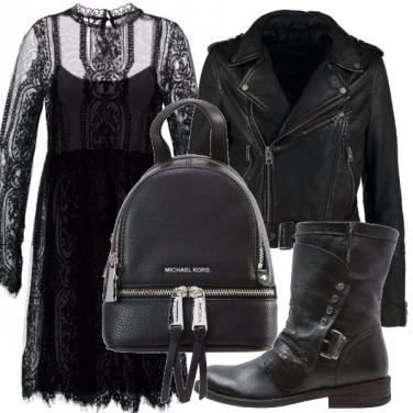 Outfit Cuore dark