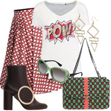 Outfit Armonia di stili