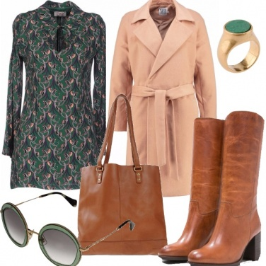 Outfit Autumn luxe
