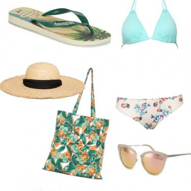 Outfit Bikini mon amour