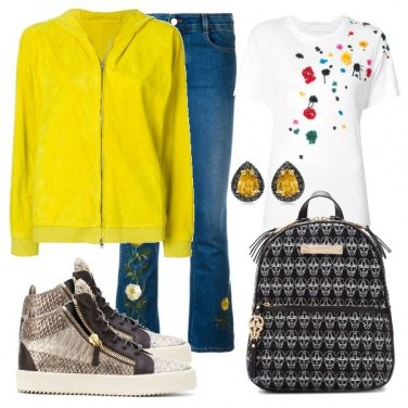 Outfit Urban #5088