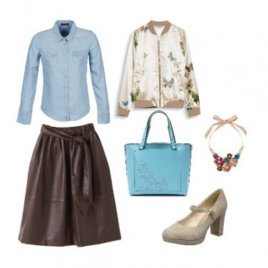 Outfit Tempo libero style