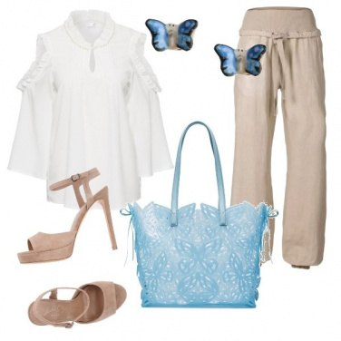 Outfit CMPS Farfalle nello stomaco