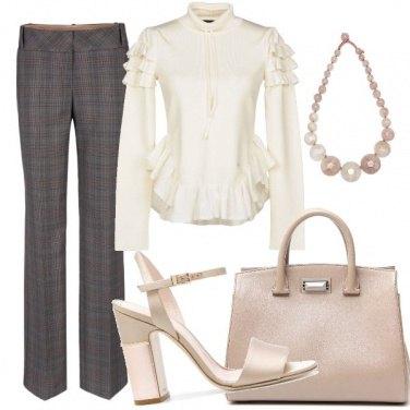 Outfit Eleganza raffinata