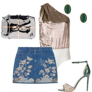 Outfit Sexy #2217