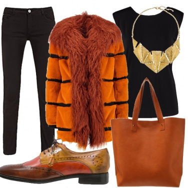 Outfit Arancia meccanica