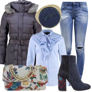 Outfit Fiori d\'ottobre