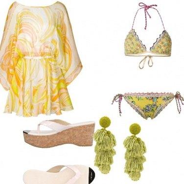 Outfit Mare capri
