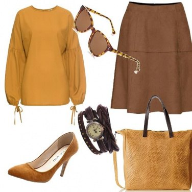Outfit Sfumature d\'autunno