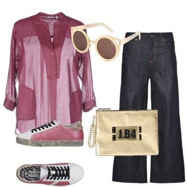 Outfit Abbinamenti con l'oro