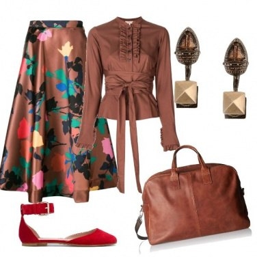 Outfit CMPS Retro\' con eleganza