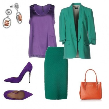 Outfit Triadica Donna