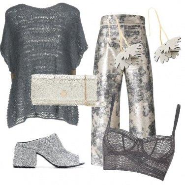 Outfit CMPS Serata sopra le righe