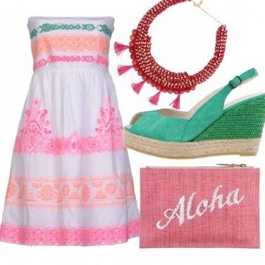 Outfit Aloha boho