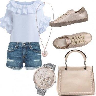 Outfit Casual estivo