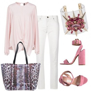Outfit Pink!