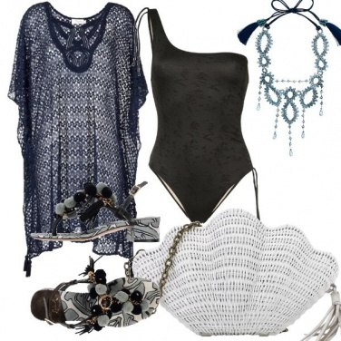 Outfit Spiaggia vip