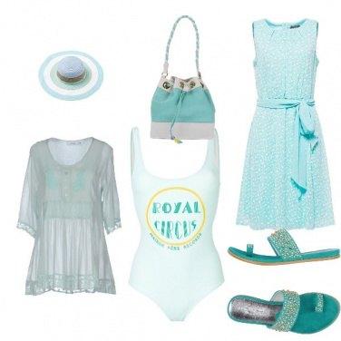 Outfit Apericena dopo spiaggia