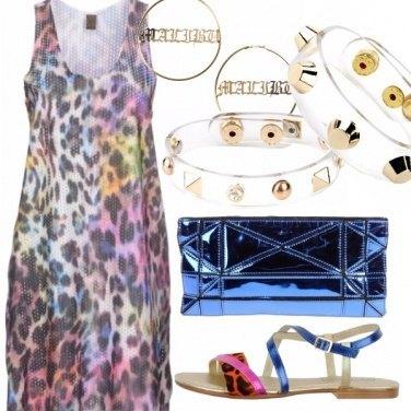 Outfit Disco beach