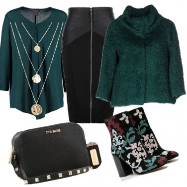 Outfit Stivaletti fashion