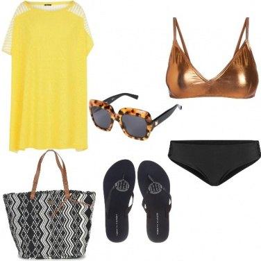 Outfit Basic, iniziano le vacanze al mare
