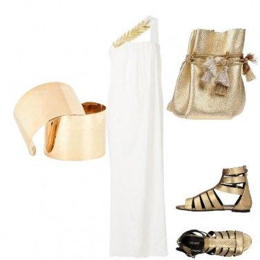 Outfit Matrona romana style