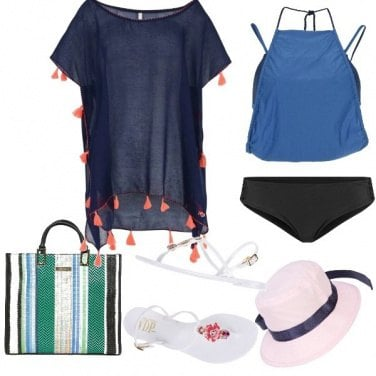 Outfit Basic, che belle le vacanze