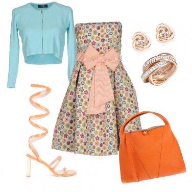 Outfit Bon ton in saldo