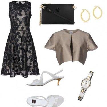 Outfit Bon Ton, serata presentazione chic