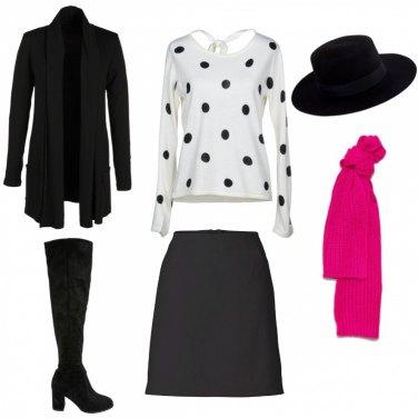 Outfit Piccoli emplici dettagli