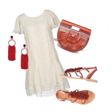 Outfit Cena in riva al mare