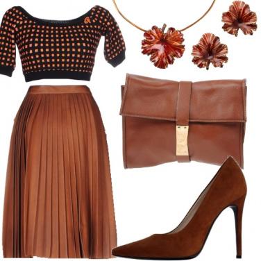 Outfit Pumpkin pie