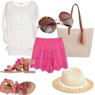 Outfit Folk da mare