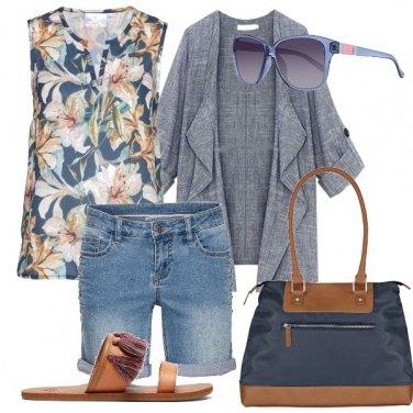 Outfit Aperitivo al chiosco