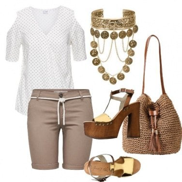 Outfit Un giro ai saldi: shopping in città