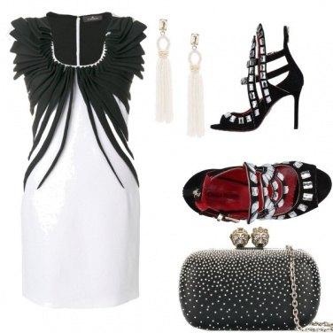 Outfit Cigno nero