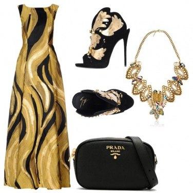 Outfit Da red carpet