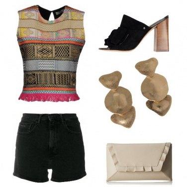 Outfit Fashion per la cena