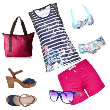Outfit Dallo shopping alla spiaggia
