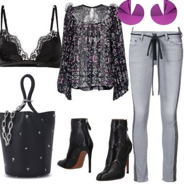 Outfit Rock #2156