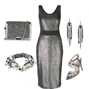 Outfit Disco look