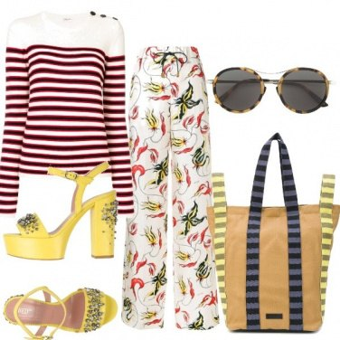 Outfit Righe!