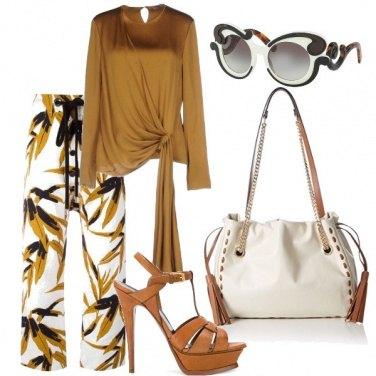 Outfit Un tacco vertiginoso