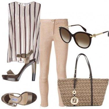 Outfit Sobria ed elegante