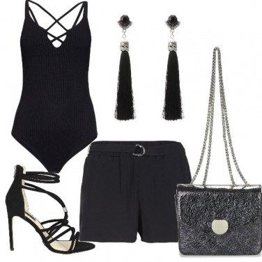 Outfit Serata disco