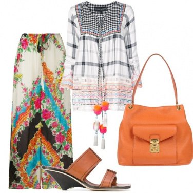 Outfit Etnico #2589