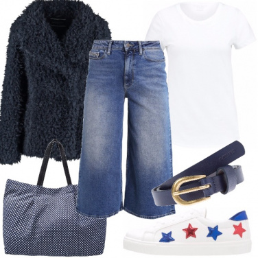 Outfit Mezza stagione urban style