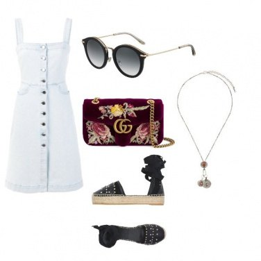 Outfit Basic #11128