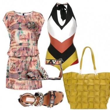 Outfit Etnico #2594